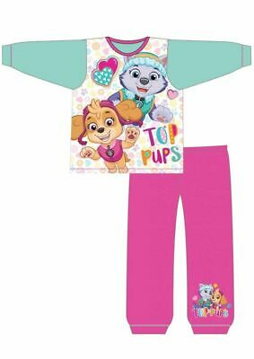 Girls Paw Patrol Pyjamas - TOP PUPS!