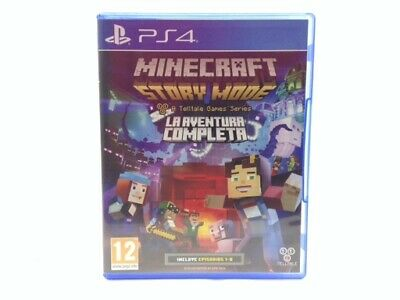 Juego Ps4 Minecraft: Story Mode - Season 2 Ps4 4415684