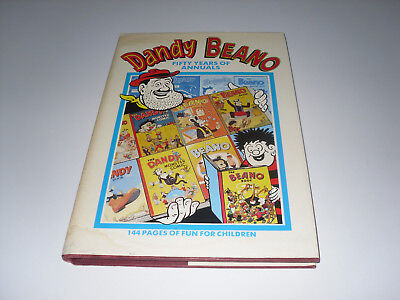 Dandy and Beano : Fifty Years of Annuals - Clipped
