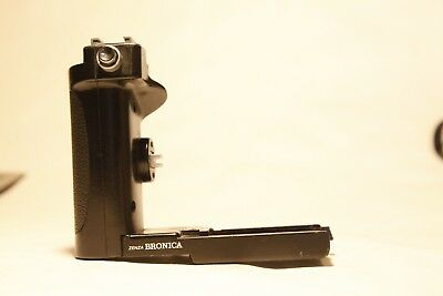 Zenza Bronica Speed Grip-E with Flash Shoe for ETR
