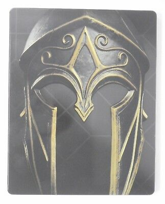 Assassins Creed Odyssey - Collector's Steelbook Case ONLY - READ - VG