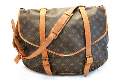0a938ea2fe2aa Louis Vuitton Saumur 43 Monogram Canvas Tasche