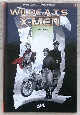 X-MEN Wildcats 1 L'âge d'or EO 2000 neuf Charest Lobdell