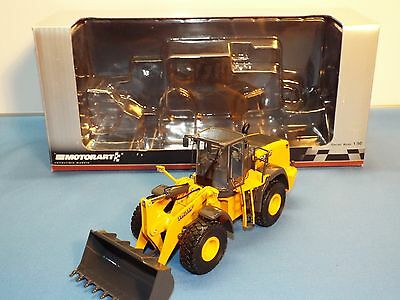 DEALER BOX MOTORART 13798 CASE 1021F FRONT LOADING SHOVEL 1:50 SCALE