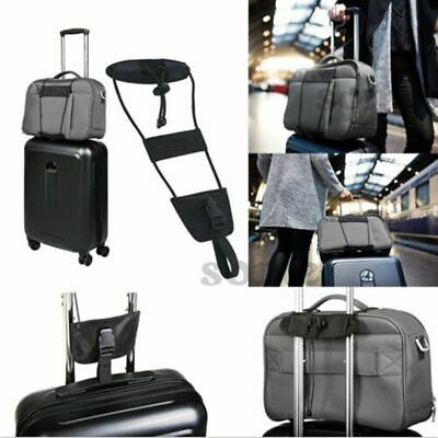Luggage Straps Suitcase Belt Travel Portable Add A Bag Strap Elastic Fixed Belt