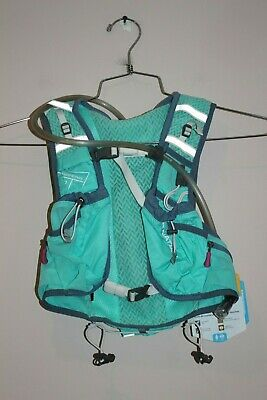 ab3bb4f353 Nathan Vapor Airess Women's Ultra Light Race Hydration Vest Size XS Blue NEW