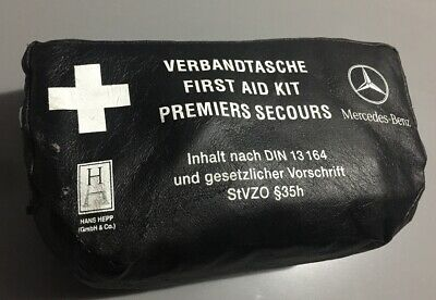 Mercedes First Aid Kit E Class Clk Cabriolet Convertible W124 W208 W209 Slk R170