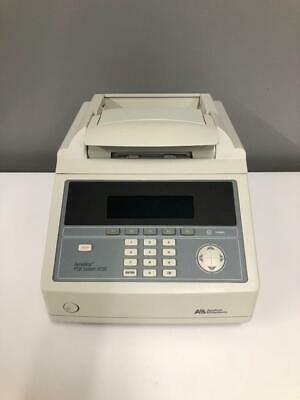 AB Applied Biosystems GeneAmp PCR System 9700 Thermocycler w/ 96 Well Block