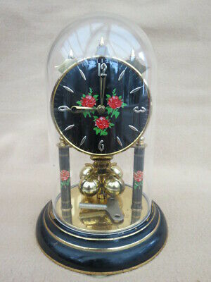 Vintage S Haller Anniversary Torsion Clock For Repair