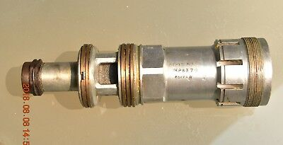 Hamilton Standard Propeller Distributor Valve Grumman Tiger Cat, C46, Or Fighter
