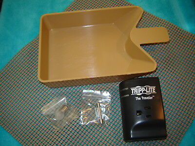 KIRBY LESTER KL-X FIRST AID KIT> NEW >TUFF-TRAY, Fuse, Frost Bulb, Surge Protect