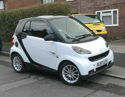 2007 SMART ForTwo Passion Auto White EXCELLENT EXAMPLE