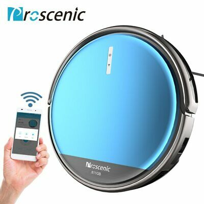 Proscenic 811GB Wifi Robot Vacuum Cleaner Floor Dust Auto Sweeping Cleaning Carp