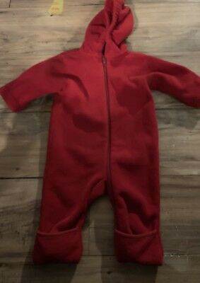 f31001f0b LANDS END BABY Boy Winter Bunting Size 2T - $18.00 | PicClick