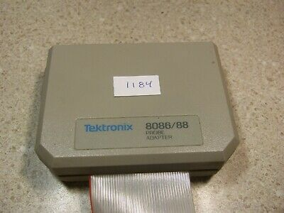 TEK Tektronix 010-6610-00 8086/88 Probe Adapter