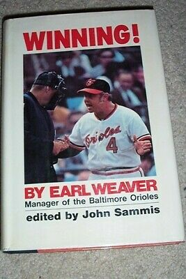 f39d371675f EARL WEAVER BALTIMORE Orioles Vintage 1996 Hall Of Fame Plastic Cup ...