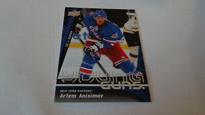 2009-10 09/10 UD HOCKEY YOUNG GUNS & ROOKIE RC 201-500 U-Pick From List