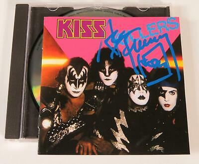 """Ace Frehley KISS Signed Autograph """"Killers"""" CD"""