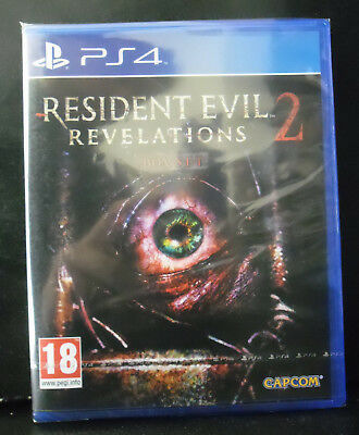 Resident Evil Revelations 2  Versione Ufficiale Italiana Nuovo Playstation 4 Ps4