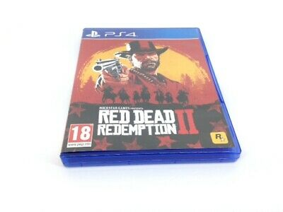 Juego Ps4 Red Dead Redemption 2 Ps4 4418974