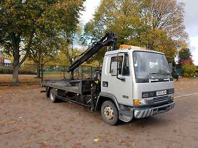 1998 Leyland Daf Fa 45.150 Street Lifter Recovery Truck