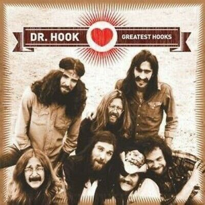 Greatest Hooks by Dr. Hook CD 2007, Capitol/EMI Records Dr. Hook Rock