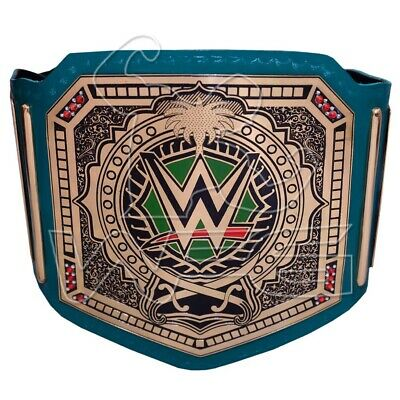 WWE World Heavy weight Wrestling Champion Title Replica Belt Adult 4mm WWF