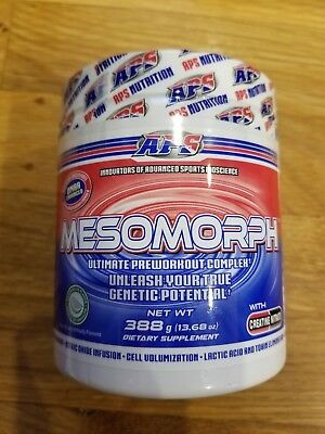 APS Mesomorph Ultimate ORIGINAL FORMULA Pre-workout FREE SHIPPING Watermelon