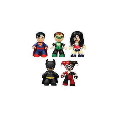 Dc Universe Set of 5 Figures - Official Product