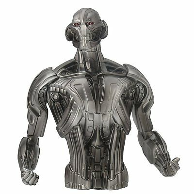 Money Box Bust Ultron 22cm - Marvel - Age of Ultron - Avengers