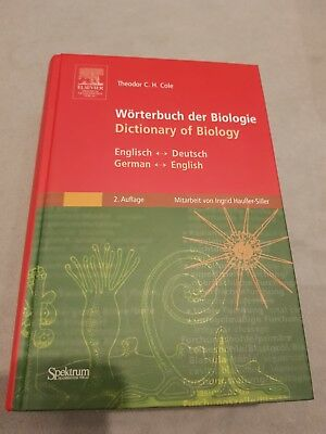wrterbuch der lebensmittel dictionary of foods cole theodor c h