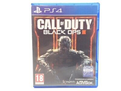 Juego Ps4 Call Of Duty Black Ops Iii Ps4 4419193
