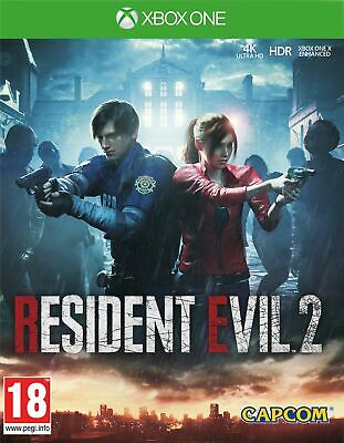 Resident Evil 2 Remake Lenticular Edition (Xbox One) IN STOCK NOW Brand New