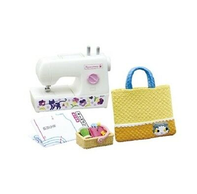"""Re-Ment """"MArch Comes in Like a Lion, #6 - Sewing Set , 1:6 dollhouse accesory"""