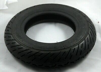 Impac Sport tread pneumatic tyre. Black. slight seconds. 3.00-8 scooter tire