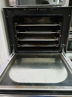 Convection Oven Electric Commercial Baking Stainless Steel Twin Fan 4 Trays
