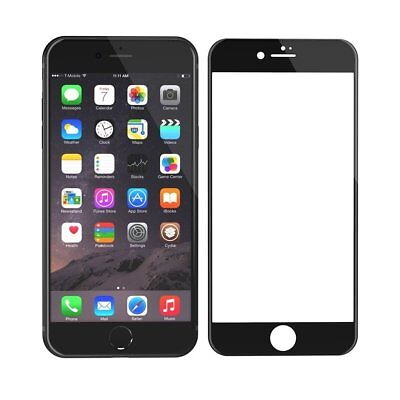 Iphone 4 5 6 7 8 9 X Plus 3D Edge To Tempered Glass Screen Protector Phone Guard