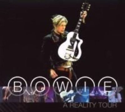 Bowie, David - A Reality Tour - Cd - New