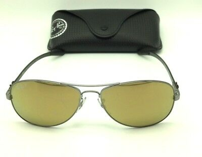 930890aaa1 RAY BAN RB 8313 Sunglasses 004 N5 W Polarized P3 Plus Green Lens 61 ...
