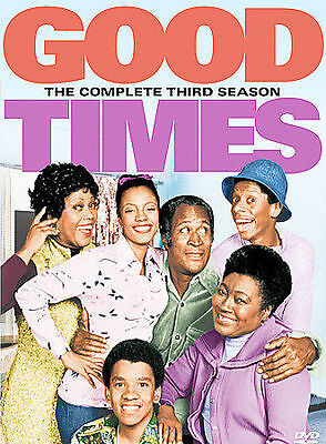 GOOD TIMES:COMPLETE THIRD SEASON - DVD Movie by  in Used - Very Good