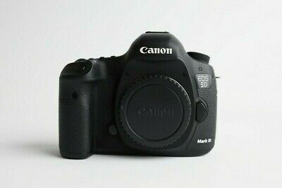 Canon EOS 5D Mark III 22.3MP Digital SLR Camera (Body Only) EXCELLENT CONDITION