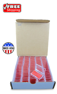 100 Pack Orthodontic WAX For BRACES Irritation RED CHERRY SCENTED Dental Relief