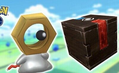 Pokemon Go Mystery Meltan Box Lure shiny chance April 24 - May 5