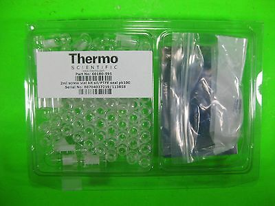 Thermo Scientific 2ml Flacon avec Joint 60180-595 Neuf