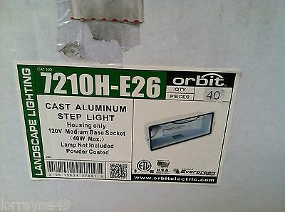 Orbit INCANDESCENT HOUSING FOR 7210H-E26 STAP LAIGHT 40W MAX