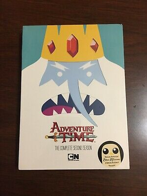 Adventure Time - Adventure Time: The Complete Second Season [New DVD]
