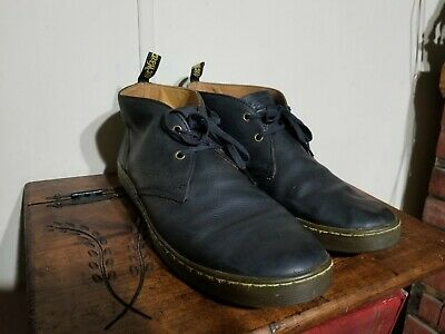f398918fa11 DR MARTENS CABRILLO Black Mens 2 eyelet Leather Boots - $93.99 ...
