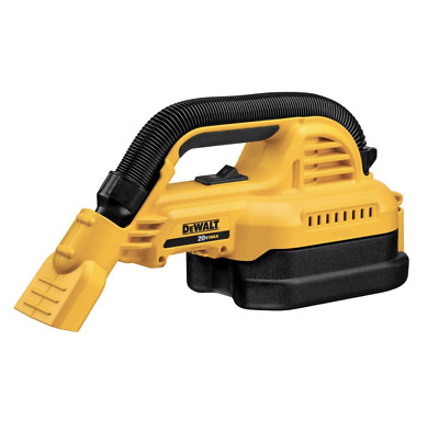 New DeWALT 20V 1/2-Gallon DCV517B Wet/Dry Portable Cordless Vacuum - Bare Tool
