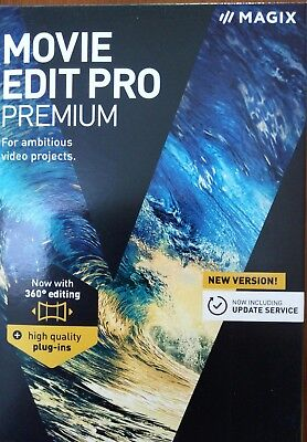 MAGIX MOVIE EDIT Pro 2019 Plus - for Windows - (Approved