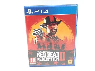 Juego Ps4 Red Dead Redemption 2 Ps4 4420449